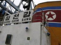 Sanctions lifted on five North Korean freighters