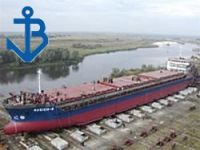 Okskaya launches 3rd tanker