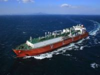 Very Large Ethane Carrier Loads First Cargo