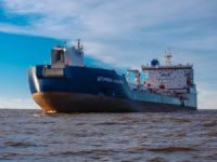 Russian Shuttle Tanker Becomes First Ship Certified to IMO's Polar Code