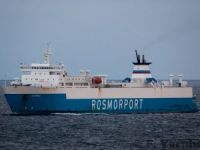 Ferry Baltiysk suffered cargo shift during storm in Baltic Sea