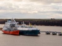 First Small-Scale LNG Reload Op at Klaipeda