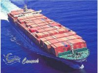 Caravel launches container vessel