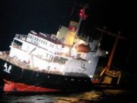 North Korean freighter Chong Gen sank in East China Sea