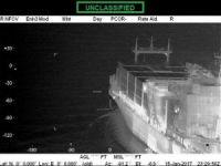 Fire Erupts Onboard Car Carrier in the Gulf of Mexico