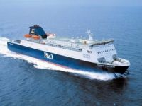 P&O Ferries Marks 5-Year Volume High on Larne-Cairnryan Service