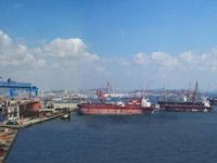 Cosco Dalian Hands Over Salvage Vessel, Bulker