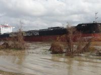 Actions of Pilot, Tug Captain Led to Collision