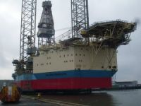 Maersk Drilling found job warm-stacked rig Maersk Resolute