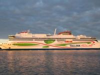 Tallink Welcomes New LNG-Powered Ferry Megastar