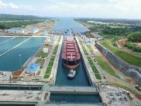 Panama Canal Breaks Monthly Tonnage Record