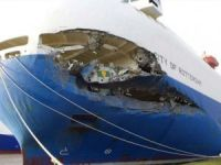 MAIB: Car Carrier, Ferry Collided due to 'Motion Illusion'