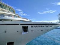 Seabourn Encore Collides with Cement Carrier in Timaru Port