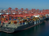 Monthly Volumes Surge at Port of Long Beach