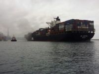Fire onboard APL Austria Contained