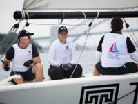 Aus Navy at Home on Water in Sailing Champs