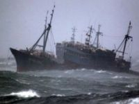 Russian fishing trawler Shkval distressed in Barents Sea