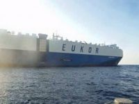 Car carrier Morning Compass seized by Libyan militants off Susah