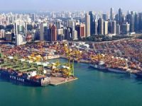 Cargo throughput of Port of Singapore rose by 10% in January 2017