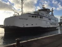 BC Ferries' Salish Eagle Makes 1st Stop on Its Way Home