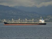 USCG Detains Two Bulkers in Portland and Kalama