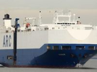 Car carrier Honor caught fire off Southampton