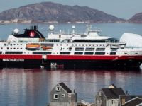 Hurtigruten Hires ISS for Port Agency Services