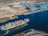 Maersk Ship Launches Ops at APM Terminals Lazaro Cardenas