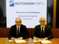 Hutchison Ports to Operate Stockholm Norvik Port