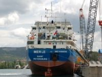 Russian authorities working on releasing the arrested freighter Merle in Libya