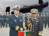 Bangladesh's First 2 Submarines Commissioned