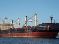 Bulk carrier Nordic Barents collided with nuclear icebreaker Vaygach in Kara sea