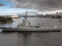 Cristobal Colon Arrives in Sydney