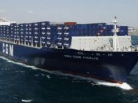 CMA CGM Ship Catches Fire off Spain