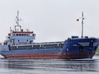 General cargo ship Osa collided with berth at port of Kaliningrad