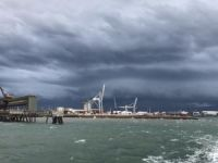 Cyclone Debbie Closes North Queensland's Ports