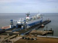 Kazakhstan started new ferry line with Azerbaijan from the port of Kuryk