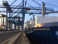 London Container Terminal Bags New Reefer Service