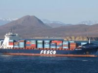 FESCO improved transit time between Russian Far East and China