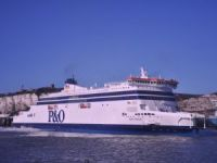 P&O Ferries' English Channel Ships Go Into Overdrive