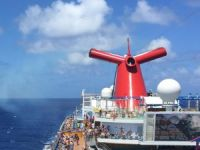 Carnival Liberty Passenger Falls Overboard, Search Underway