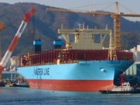 Latest 'World's Largest Containership' Delivered to Maersk Line