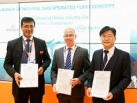 LR Awards AiP to Natural Gas Operating Fleet Concept