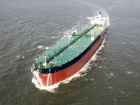 Very Large Crude Carrier Aground in Java Sea