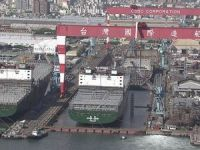 Two dockworkers died at Taiwan's CSBC Shipbuilding yard