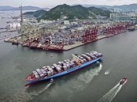 Container turnover of the port of Hong Kong increased by 12.6% in Q1 2017