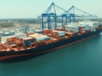 Spotted: Guatemala Welcomes Its Largest Boxship to Date