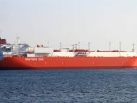 LNG carrier Sevilla Knutsen damaged after grounding in North Pacific