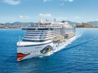 AIDA Cruises Takes Delivery of AIDAperla