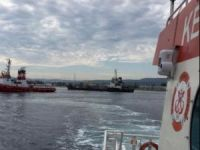 Russian Ship Sinks after Collision near Bosporus Strait